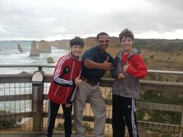 Fun day with Paul on the Great Ocean Road. , Janice M - April 2013