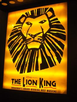 Photo of New York City The Lion King On Broadway The Lion King