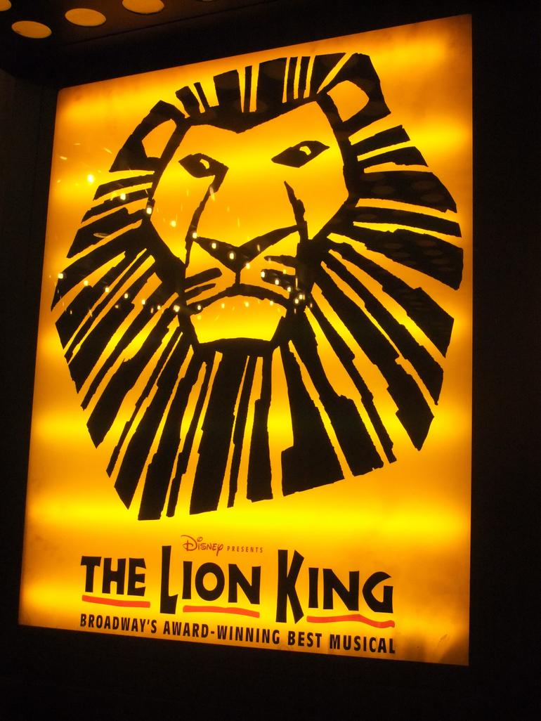 The Lion King - New York City