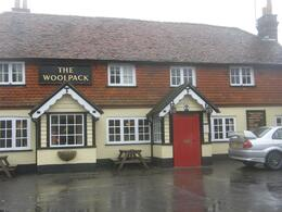 This is a traditional village pub, offering real ales right from the cask., Tighthead Prop - October 2010