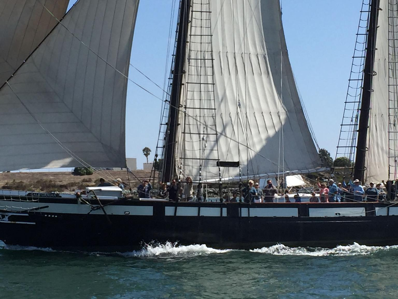 San Diego Whale Watching Cruise and Maritime Museum Entry