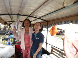 Photo of Ho Chi Minh City Private Tour: Mekong River Cruise Tour from Ho Chi Minh City 2 Brilliant Ladies