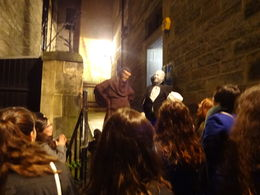 Photo of Edinburgh Murder and Mystery Walking Tour of Edinburgh Adam Lyall and the Monk