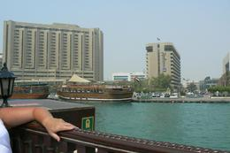 Photo of Dubai Dubai Private Arrival Airport Transfer Boat ride