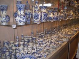Photo of Amsterdam Holland in One Day Sightseeing Tour Ceramiche di Delft