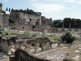 The Roman Forum , Michelle L - June 2011