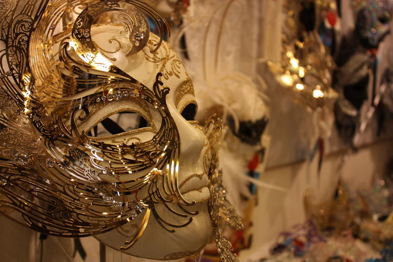 Experience Venice: Learn How to Make a Venetian Mask - Venice