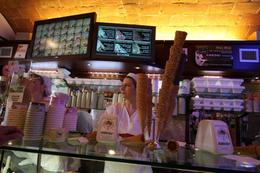 Photo of Florence Tuscany in One Day Sightseeing Tour Gelateria in San Gimignano