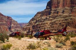 Photo of Las Vegas Grand Canyon All American Helicopter Tour Helicopters