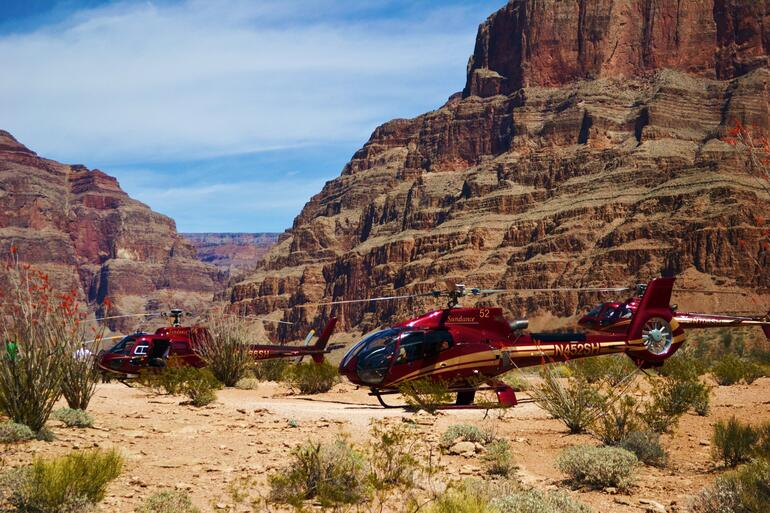 Helicopters - Las Vegas