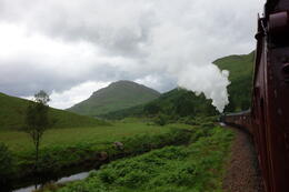 Photo of Edinburgh 7-Day Scotland Tour from Edinburgh: Highlands, Loch Ness, Isle of Skye and 'Jacobite Steam Train' Jacobite Steam Train