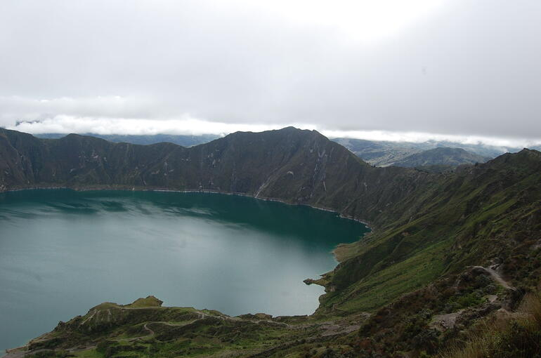 Lake Quilotoa - Quito