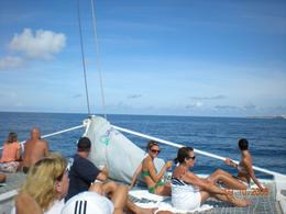 Photo of St Maarten Anguilla Day Trip from St. Martin People on the boat