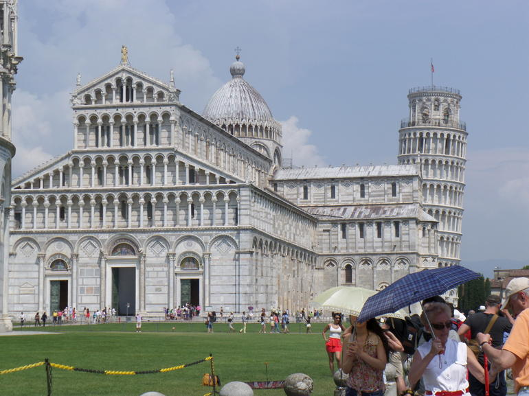 Pisa... In all it's glory...... - Florence