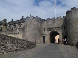Entrance to Stirling Castle , Alan W - June 2014
