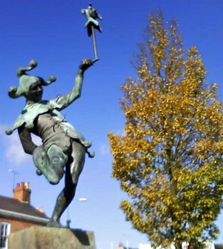 The Jester, Stratford-upon-Avon - London