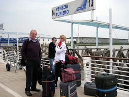 Photo of Venice Venice Marco Polo Airport Link Arrival Transfer The long long wait