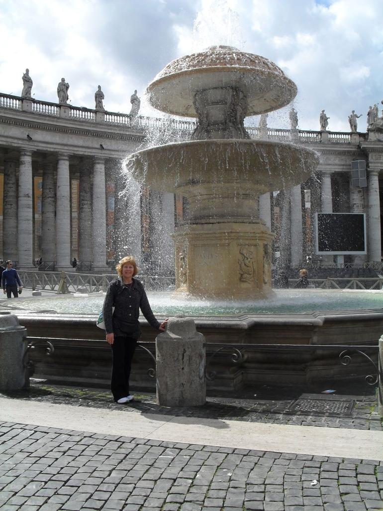 Skip the Line: Vatican Museums, St Peter's, Sistine Chapel, Small-Group Upgrade Option photo 9