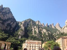 By the basilica of Monserrat , Nikaury R - August 2013