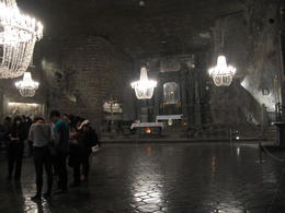 Photo of Krakow Wieliczka Salt Mine Half-Day Trip from Krakow Cathedral in the Wieliczka Salt Mines