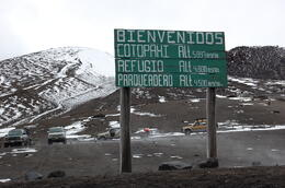 Photo of   Cotopaxi National Park