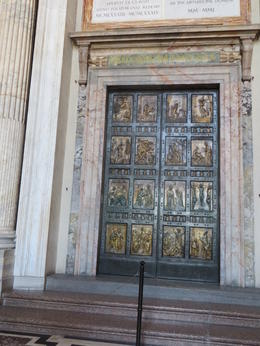 Photo of Rome Skip the Line: Vatican Museums, Sistine Chapel and St Peter's Basilica Half-Day Walking Tour Holy Door