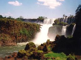 Iguazu Falls: The weather was awesome and the views were stunning. - February 2009