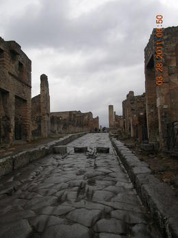 Streets of Pompeii , Roger D - May 2011
