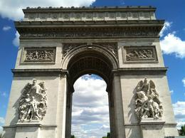 Arc De Triomphe , Dale S - May 2011