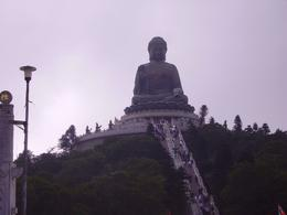 Claimed to be the largest sitting bronze Buddha + artifacts., Roger D - February 2010