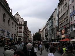 Photo of Munich Bavarian Beer and Food Evening Tour in Munich Main Street Munich Altstadt