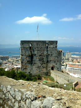 Photo of Malaga Gibraltar Sightseeing Day Trip from Malaga Moorish Castle