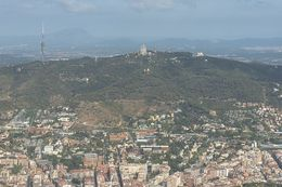 over barcelona , Wolfgang Payer - September 2015