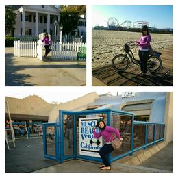 Photo of Los Angeles Electric Bicycle Tour of Santa Monica and Venice Beach Pedal or Not