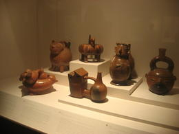 Photo of Lima Private Tour: Larco Museum and National Museum of Archaeology and Anthropology Pottery