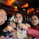 Photo of Melbourne Colonial Tramcar Restaurant Tour of Melbourne Pre New Year Toast