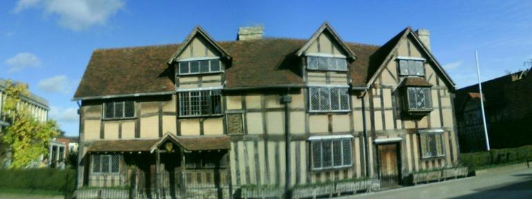 Shakespeare's Birthplace - London