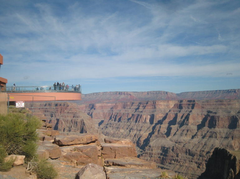 Skywalk - Grand Canyon National Park
