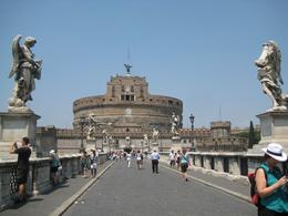 Photo of Rome Rome Angels and Demons Half-Day Tour St.Angelo