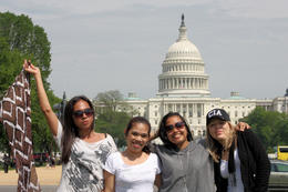 We were on the center field between The Capitol and Washington Monument. , Mimy - May 2011