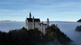 Photo of Munich Neuschwanstein Castle Small Group Day Tour from Munich The view from the Bridge
