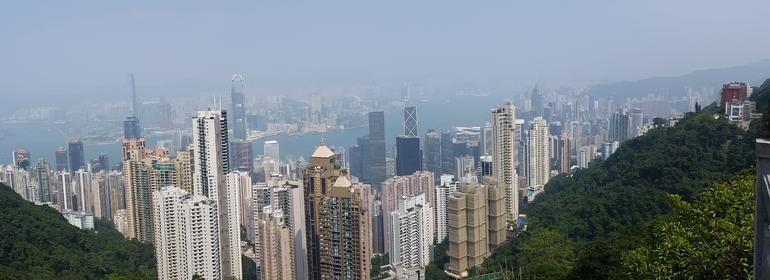 Victoria Peak Overlook