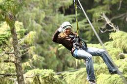 Photo of Whistler Zipline Adventure in Whistler Zipping It 2