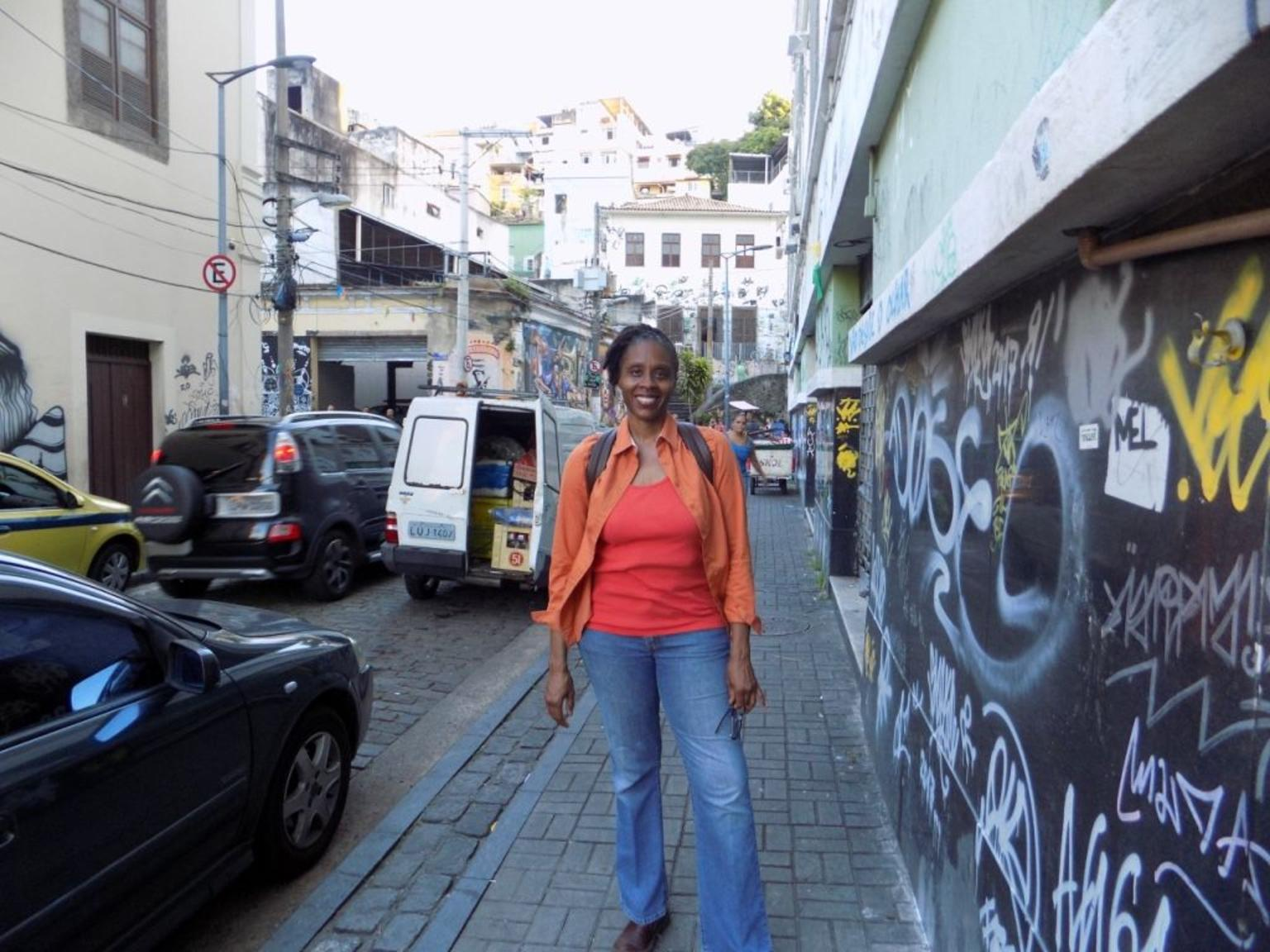 Little Africa And The City Of Samba: Where Dreams Come True