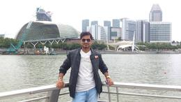 Photo of Singapore Singapore City Tour with optional Singapore Flyer at merlion....