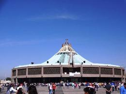 Photo of Mexico City 6-Night Best of Central Mexico Tour: Teotihuacan Pyramids, Taxco, Cuernavaca and Puebla from Mexico City Basilica of the Lady of Guadalupe