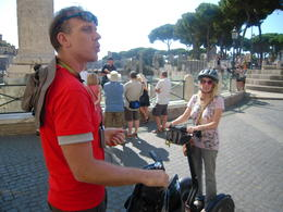 Photo of Rome Rome Segway Tour DSCN0297