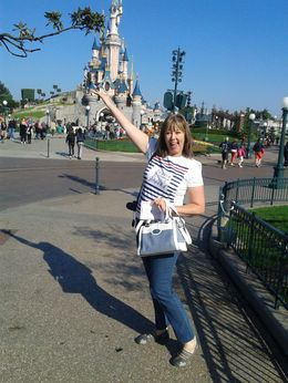 Just seeing the castle was very exciting! , La'Chelle - May 2015