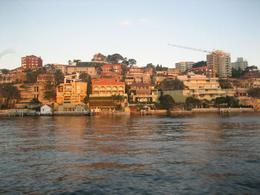Photo of Sydney Sydney Harbour Sunset Dinner Cruise Harborside homes
