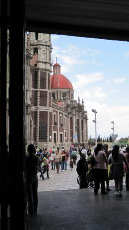 Photo of Mexico City Teotihuacan Pyramids and Shrine of Guadalupe Inside